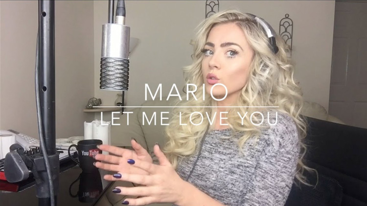 Mario - Let Me Love You (Music Cover)