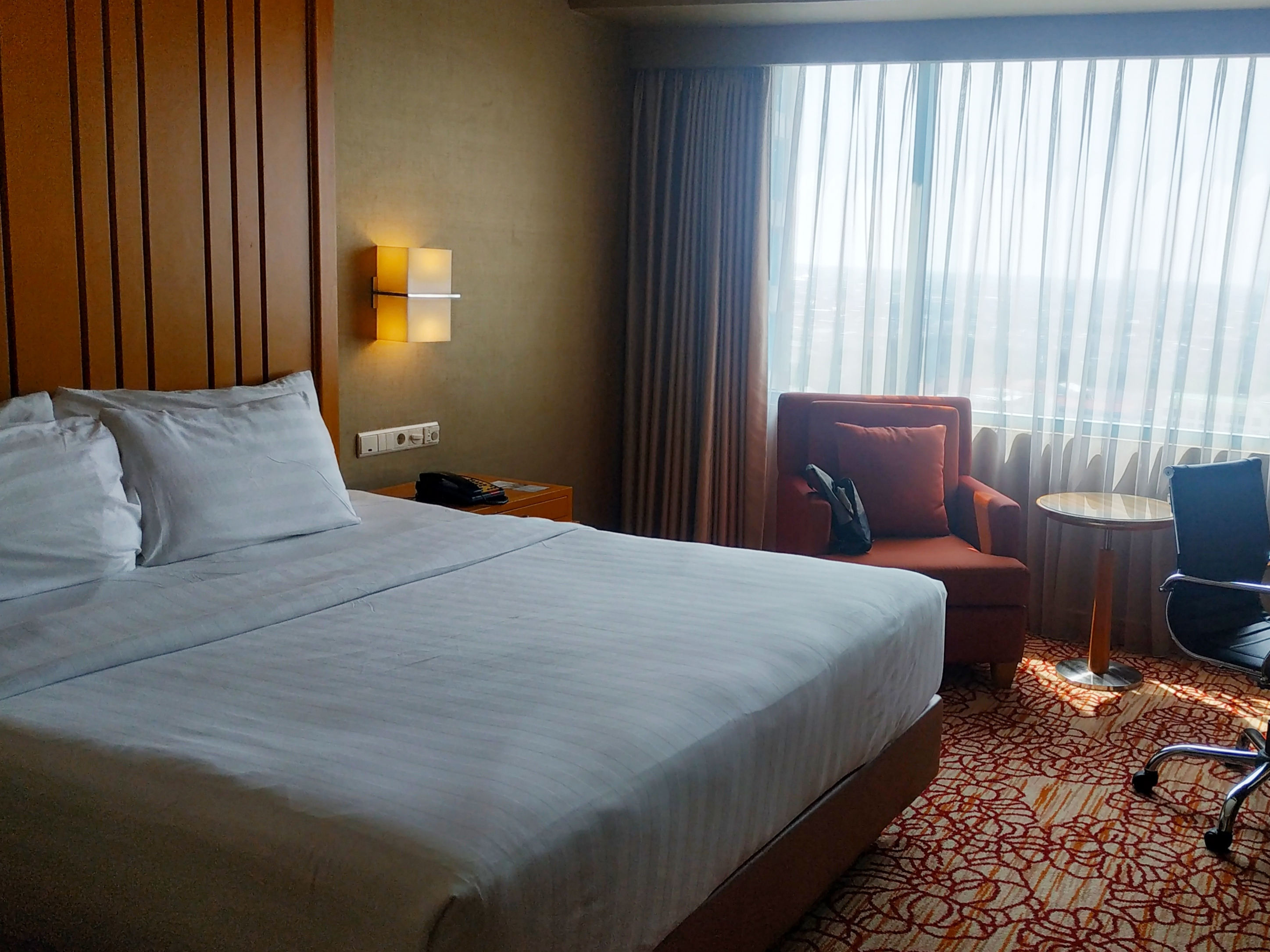 [Review Hotel]Staycation ala new normal - Ciputra Deluxe Room