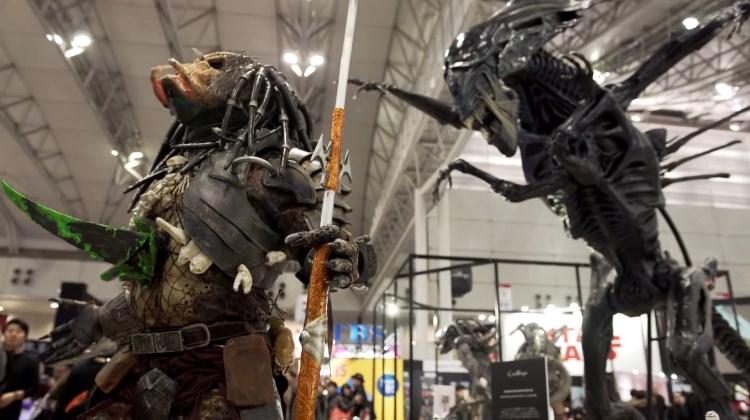 Finka  - Predator in Tokyo Comic Con